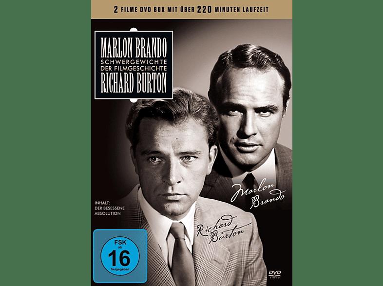Marlon Brando & Richard Burton (2 Filme-220 Min.) [DVD]