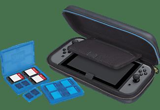 ALS SWITCH™ TRAVEL CASE ZELDA NNS44 Nintendo Switch Tasche, Grau/Schwarz