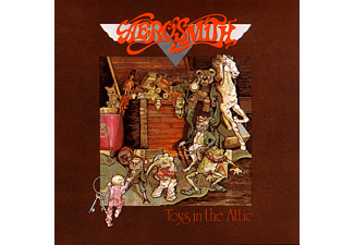 Aerosmith - Toys In The Attic Vinyl