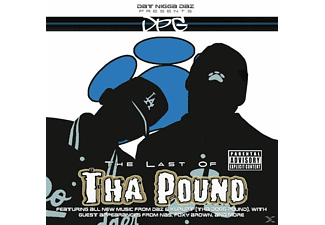 DAT NIGGA DAZ PRESENTS. - The Last Of Tha Pound  - (CD)