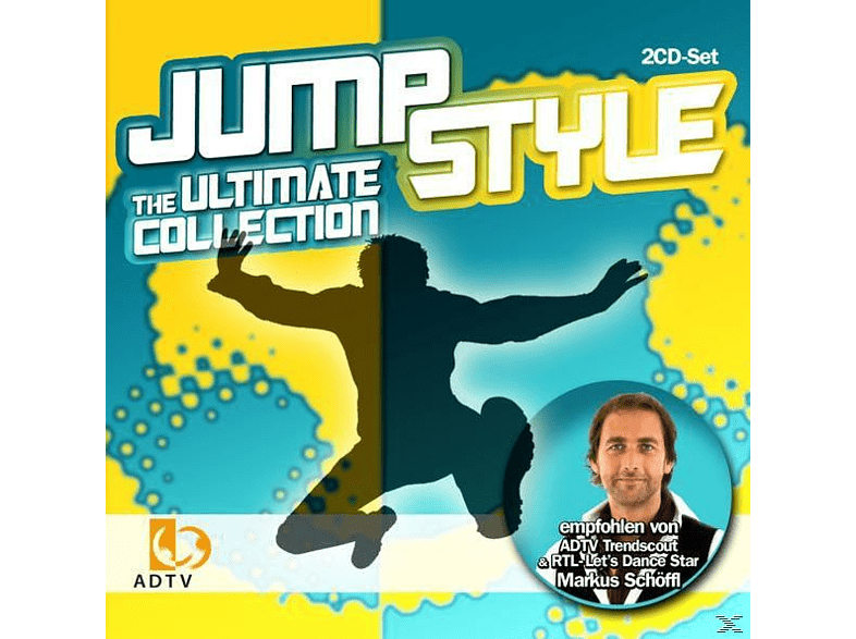 VARIOUS - Jumpstyle-The Ultimate Collection [CD]