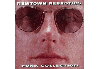 The Newton Neurotics - Punk Collection - (CD)
