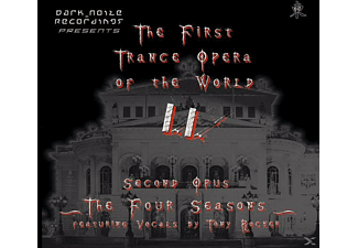 The First Trance Opera Of The World - Second Opus - The Four Seasons  - (CD)
