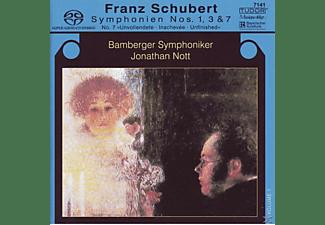 Bamberger Symphoniker - SINFONIE 1/3/7  - (CD)