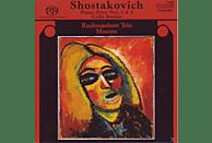 The Moscow Rachmaninov Trio - Klaviertrios [CD]