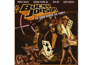 Jonson Bucky - BAND BEHIND THE FRONT  - (CD)