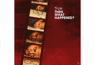 J-live - THEN WHAT HAPPENED  - (CD)