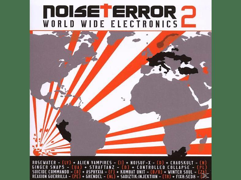 VARIOUS - Noise Terror Vol.2 [CD]