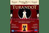Chailly,Ricardo/Teatro Alla Scala/Stemme,Nina/+ - Turandot [Blu-ray]