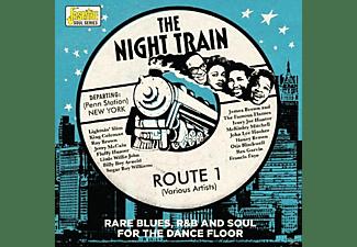 VARIOUS - NIGHT TRAIN  - (CD)