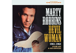 Marty Robbins - DEVIL WOMAN  - (CD)