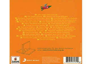 Felix & Die Kita-kids Lena - Kinderliederzug-Tierparade  - (CD)