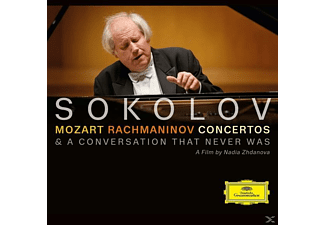 Sokolov Grigory - MOZART & RACHMANINOV - CONCERTOS  - (CD + DVD Video)