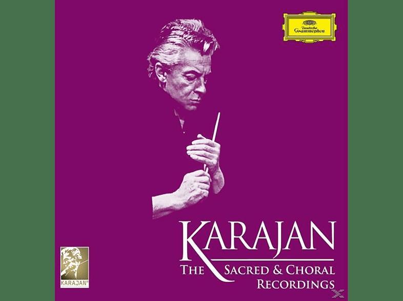 Herbert von Karajan, VARIOUS - The Sacred And Choral Recordings [CD]