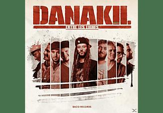 Danakil - Entre Les Lignes  - (CD)
