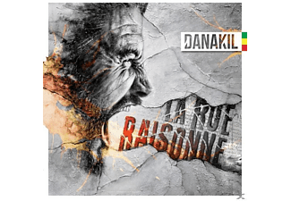 Danakil - La Rue Raisonne  - (CD)