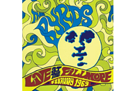 The Byrds - Live At The Fillmore February 1969 [CD]