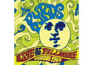 The Byrds - Live At The Fillmore February 1969  - (CD)