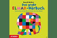 Karl Menrad - Das Grosse Elmar-Hörbuch - (CD)