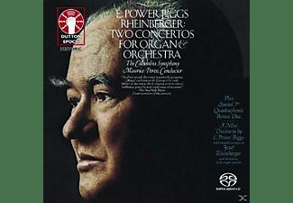 Columbia Symphony, E. Power Biggs - Konzerte Für Orgel & Orchester  - (SACD Hybrid)