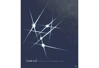 Lunatic Soul - WALKING ON A FLASHLIGHT BEAM  - (CD)