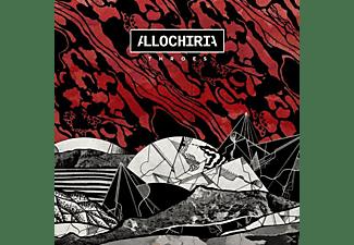 Allochiria - THROES  - (Vinyl)