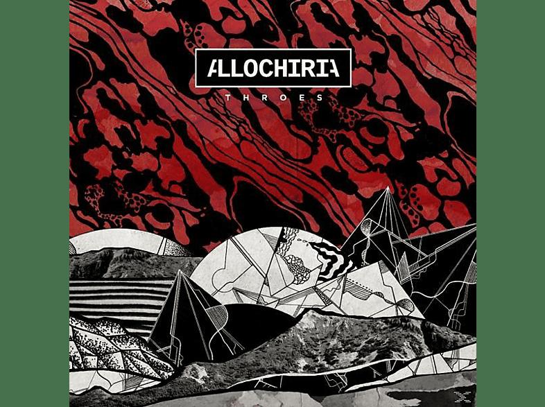 Allochiria - THROES [Vinyl]