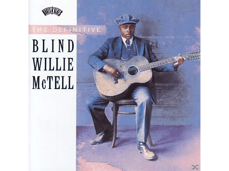 Blind Willie McTell - Definitive [CD]