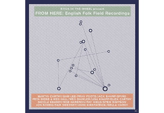 VARIOUS - From Here:English Folk Field Recordings  - (CD)