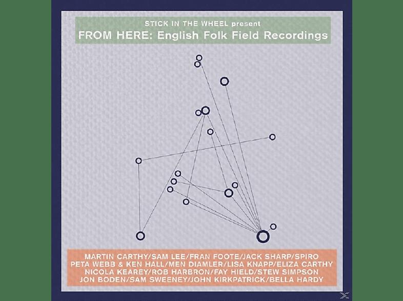 VARIOUS - From Here:English Folk Field Recordings [Vinyl]