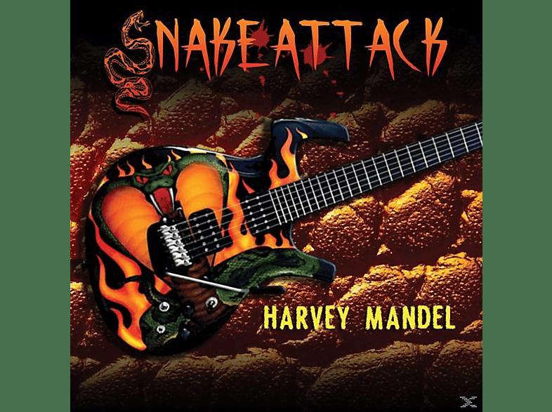 Harvey Mandel - Snake Attack [Vinyl]