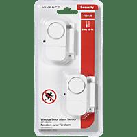 VIVANCO 37519 Fenster-/Tür-Alarm-Sensor