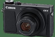 CANON Powershot G9 X Mark II Digitalkamera Schwarz, 20.9 Megapixel, 3x opt. Zoom, LCD (TFT), WLAN