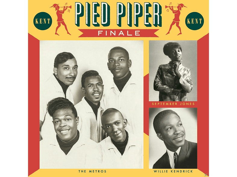 VARIOUS - Pied Piper-Finale [CD]