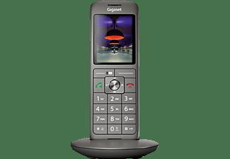 GIGASET CL660HX Mobilteil, Anthrazit/Schwarz