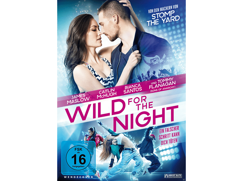 Wild for the night [DVD]