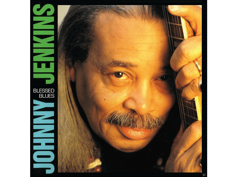 Johnny Jenkins - Blessed Blues [CD]