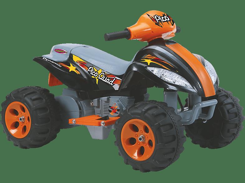 JAMARA KIDS Ride-on Quad Pico 6V Ride On Car, Grau/Orange