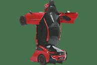 JAMARA Robicar 1:14 transformable 2,4GHz Ferngesteuertes Fahrzeug, Rot