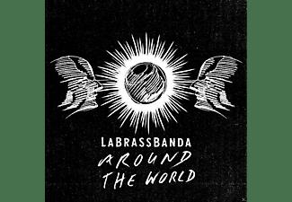 LaBrassBanda - Around the World  - (CD)