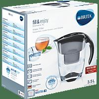 BRITA 076498 Elemaris XL Maxtra+ Wasserfilter, Schwarz