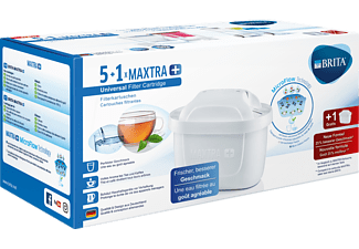BRITA Maxtra+ Filterkartusche, 6 Stück (5+1)
