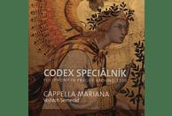 Vojtech Semerad, Cappella Mariana - Codex Specialnik [CD]