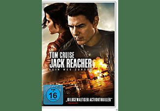 Jack Reacher-Kein Weg zurück DVD