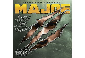 Majoe - Auge Des Tigers  - (CD)