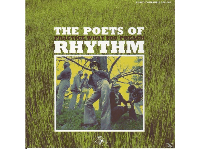 Poets Of Rhythm - PRACTICE WHAT YOU PREACH [CD]
