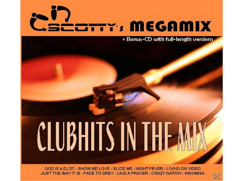 VARIOUS - CLUBHITS IN THE MIX [CD]