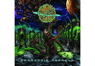 Rings Of Saturn - EMBRYONIC ANOMALY  - (CD)