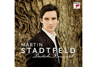 Martin Stadtfeld - Deutsche Romantik  - (CD)