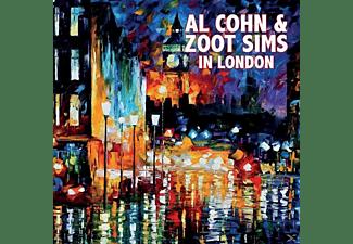 Cohn, Al / Sims, Zoot - Al Cohn & Zoot Sims In London  - (CD)